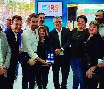 Governador participa do lançamento de app de sustentabilidade da Corsan