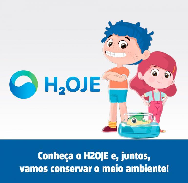 """H2OJE está entre os 3 finalistas do prêmio ideias em ação na""""Semana de Conhecimento"""" da Divisão de Água e Saneamento (WSA) do BID"""